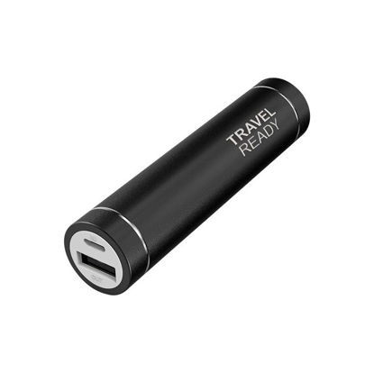 Picture of Travel Ready - Power Battery Charger with Swift Charge 5000mAh Black