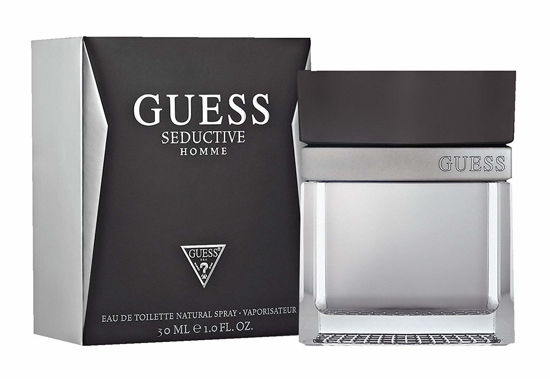 Picture of Guess Seductive Homme for Men - Eau de Toilette, 100ml