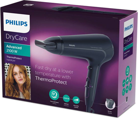 Picture of Philips Thermo Protect Hair Dryer 2100W - HP8230/03