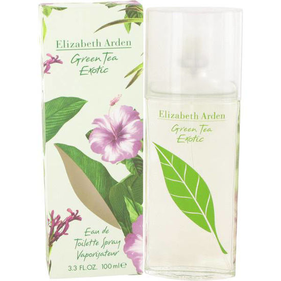 Picture of Elizabeth Arden Green Tea For Women - 100ml, Eau de Parfum