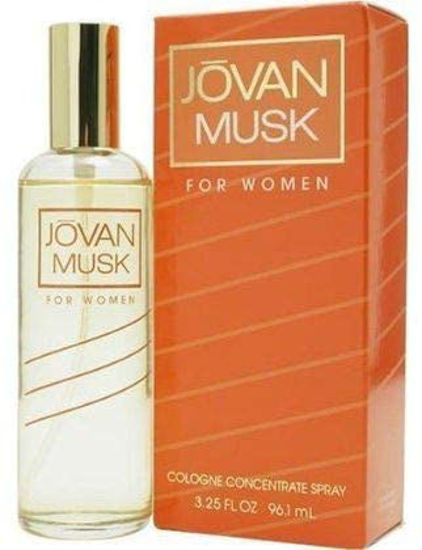 Picture of Jovan Musk By Jovan For Women 96Ml Original Packed Pc