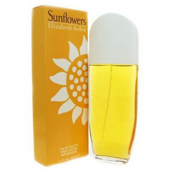 Picture of Sunflowers by Elizabeth Arden Eli-7016 For Women -Eau de Toilette, 100 ml