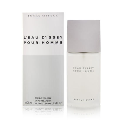 Picture of L'Eau d'Issey Pour Homme by Issey Miyake for Men - Eau de Toilette, 125ml