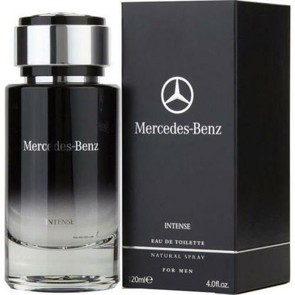 Picture of Mercedes Perfume Intense For Him 120 ml EDT