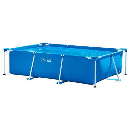 Picture of Intex 28270 Rectangular Pool, without Filter Pump, 220 x 150 x 60 cm