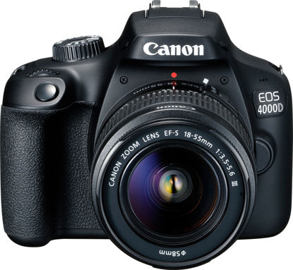 Picture of Camera Canon 4000D dc