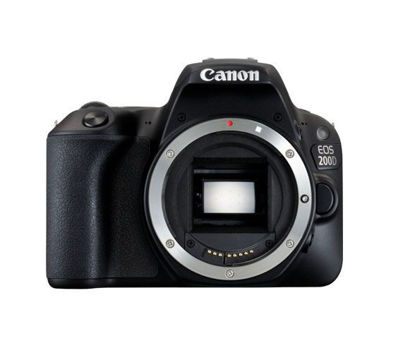 Picture of Camera Canon 200 is