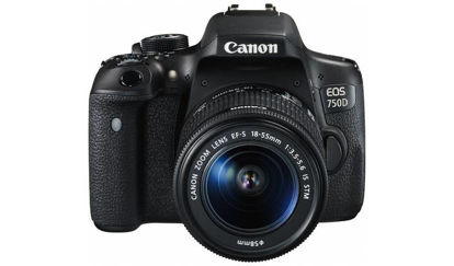 Picture of Camera Canon 750D
