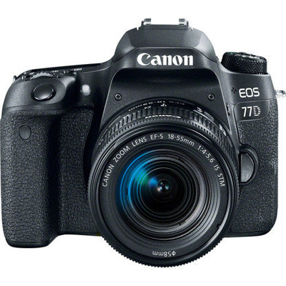 Picture of Camera Canon 77D 18-55