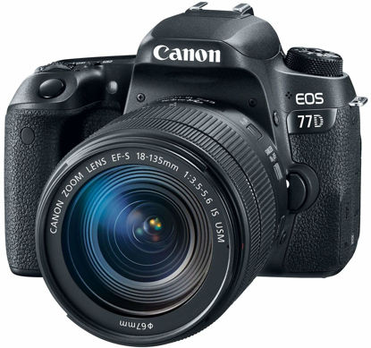 Picture of Camera Canon 77 D 18-135