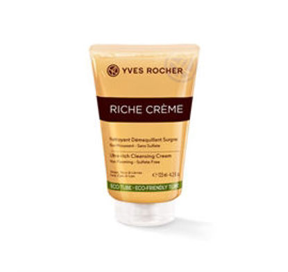 Picture of rich cream cream cleansing