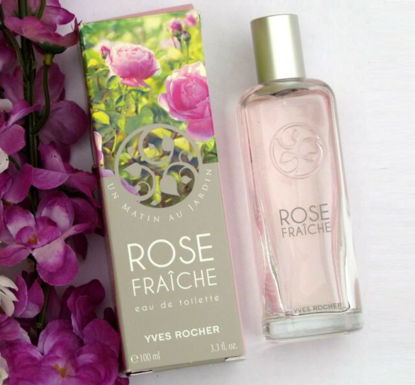 Picture of fresh rose toilette 100ml