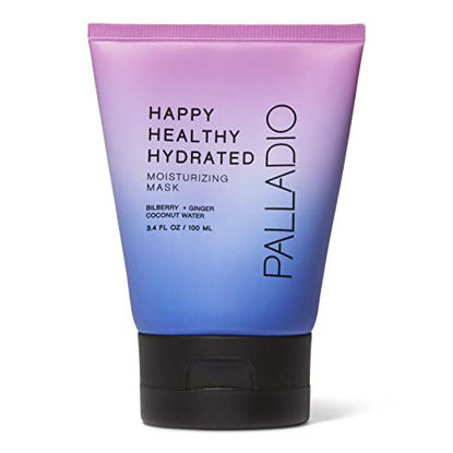 Picture of PALLADIO HAPPY HEALTHY HYDRATED MOISTURIZING MASK