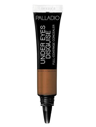 Picture of PALLADIO UNDER EYES DISGUISE FULL COVERAGE CONCEALER MOCHA