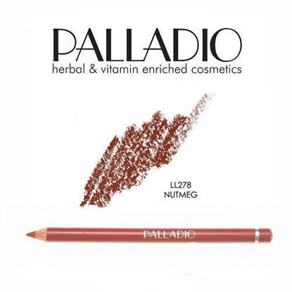 Picture of PALLADIO NUTMEG LIP PENCIL 278