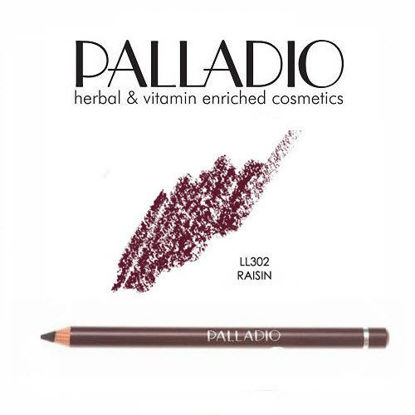 Picture of PALLADIO RAISIN LIP PENCIL 302