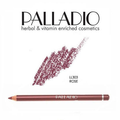 Picture of PALLADIO ROSE LIP PENCIL 303