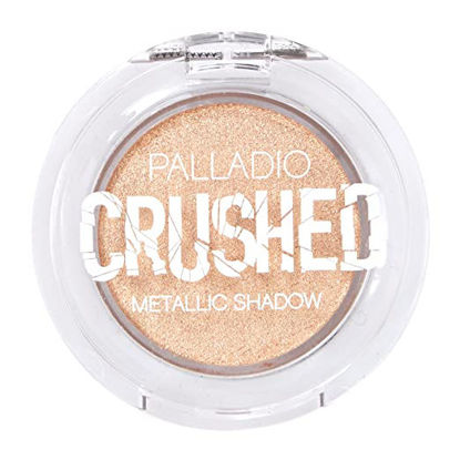 Picture of PALLADIO SOLSTICE CRUSHED METALLIC SHADOW