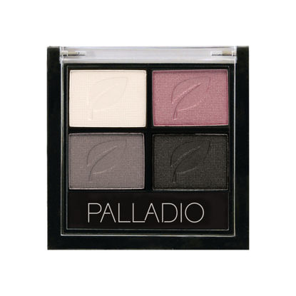 صورة PALLADIO SMOKEY EYES EYE SHADOW QUADS 04
