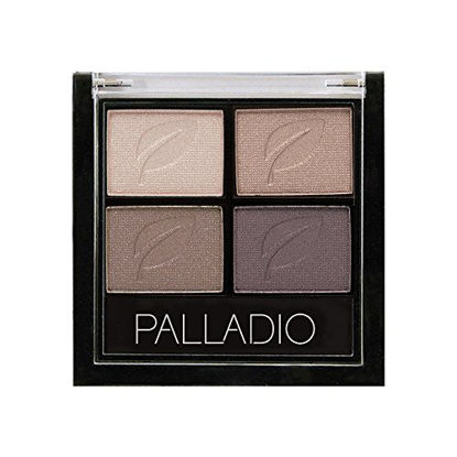 صورة PALLADIO BOLLERINA EYE SHADOW QUADS 08