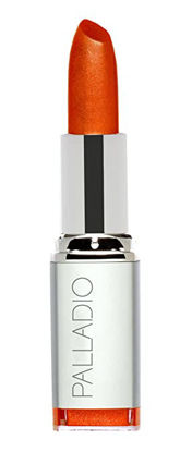 Picture of PALLADIO GOLDEN ORANGE HERBAL LIPSTICK 823