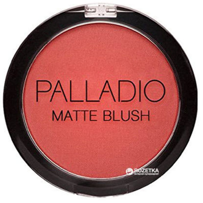 Picture of PALLADIO MATTE BLUSH-TIPSY 06