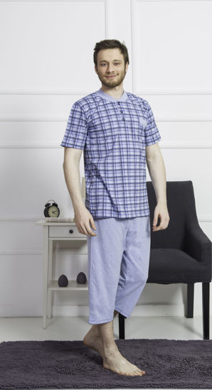 صورة ENKI MEN COTTON CAPRI SET