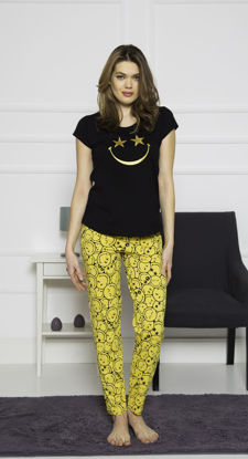 صورة ENKI WOMEN COTTON PAJAMA SET