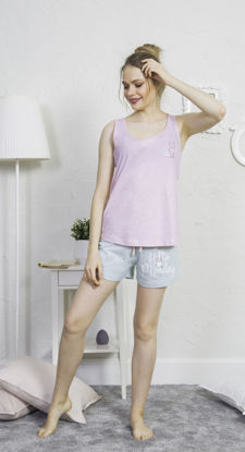 صورة ENKI WOMEN COTTON SHORTS SET