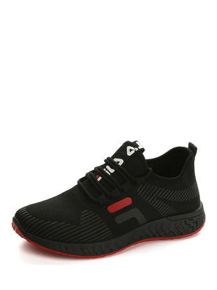 صورة Men's Sports Fashion Shoes Breathable Casual Comfy Running Shoes