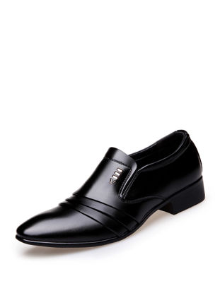 صورة Men's Dress Shoes Business British Style All Match Comfort Formal Shoes