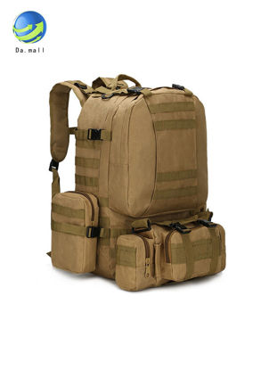 صورة Men's Outdoor Backpack Fashion Sport Waterproof Camouflage Large Capacity Casual Bag