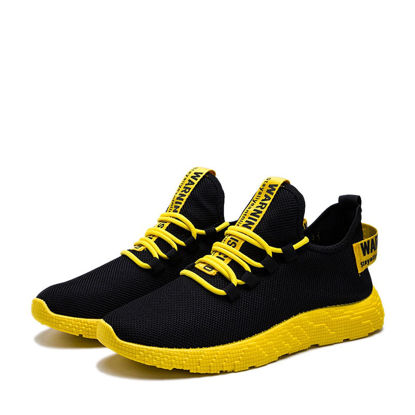 صورة Men's Sports Shoes Lightweight Breathable Anti Skidding Comfy Shoes