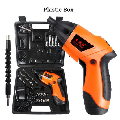 Picture of Mini Screwdriver Electric Screwdriver Multi-function Household Tool