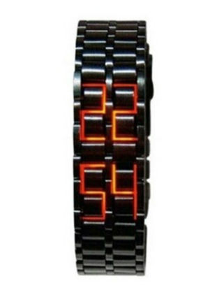 Picture of Men's Fashion Watch Personality LED Display Electronic Watch Accessory