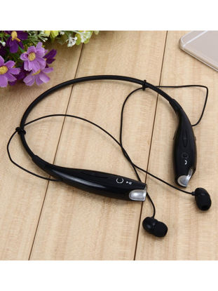صورة Bluetooth Headphone Portable Universal Noise Reduction Bluetooth Headphone