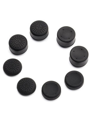 Picture of 8 Pcs Thumbsticks Non-Slip Anti-Sweat Thumb Grip Rocker For Ps4/Box/Xbox One