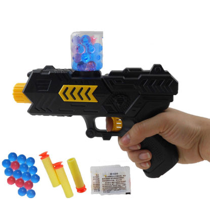 Picture of Kid's Water Pistol Toy 2-in-1 Creative Outdoor Toy