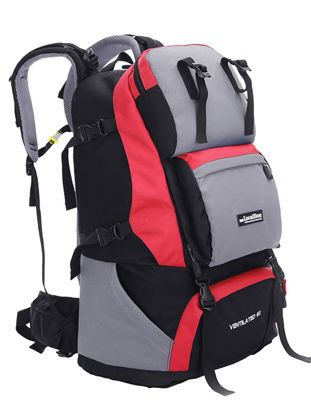 صورة Unisex Sports Backpack High Quality Large Capacity Outdoor Bag