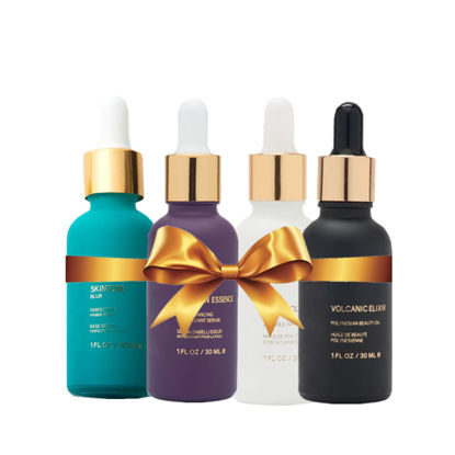 صورة Multi-effect Face Serums Sets Moisturizing ,Repair ,Antioxidant ,Base Essence