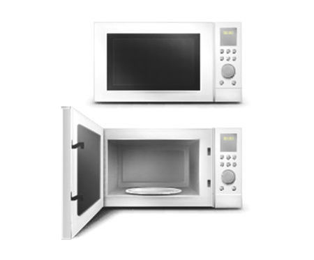 Picture for category Microwaves