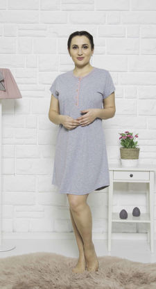 Picture of ENKI WOMEN XXL COTTON COTTONPINK TUNIC SET
