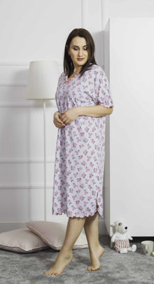 Picture of ENKI WOMEN XXL COTTON ROSEBLOOM TUNIC SET
