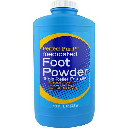 Picture of Perfect Purity Medicated Foot Powder  بودرة للقدم