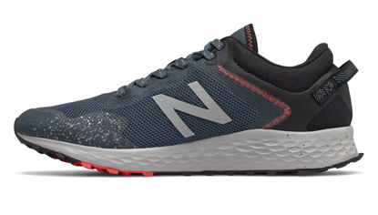 Picture of NB Performance Mens Shoes - MTARISB1 (Stone Blue/ Black)