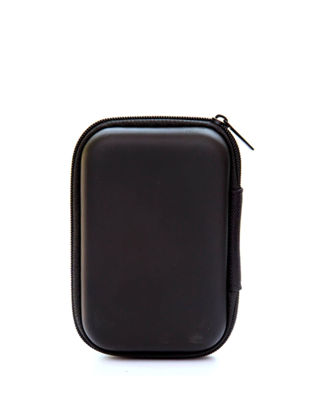Picture of Data Cable Storage Bag Mobile Phone Accessories Organizer Rectangle Multi Use Coin Zipper Bag