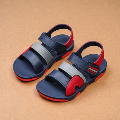 Picture of Kid's Sandals Comfy All Match Fashionable Breathable Shoes
