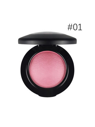 Picture of Sixplus Baking Powder Blush Smooth Face Shading Rouge
