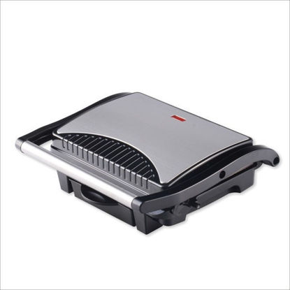 Picture of Enzo Home Grilled Steak Machine Double-sided Heating Panini Breakfast Toast Hamburger Smokeless Barbecue Machine