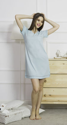 Picture of WOMEN TUNIC BERMUDA COTTON